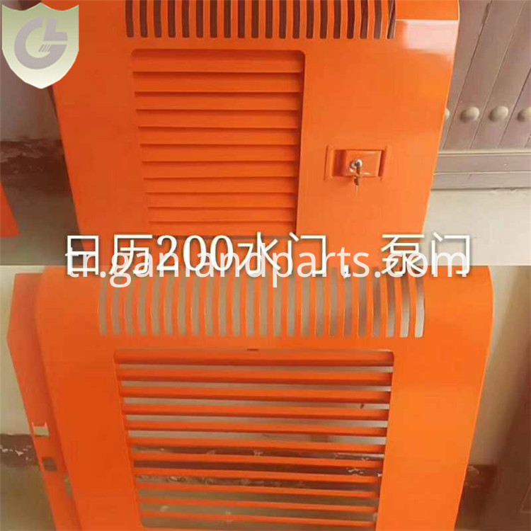 Side Door for Radiator