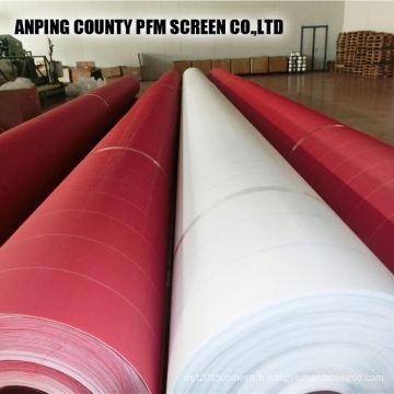 Polyester sans couture formant le tissu Chine usine en gros