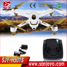 Hubsan H501S X4 5.8G FPV GPS Brushless rc drone follow me drone h501s With HD 1080P Camera