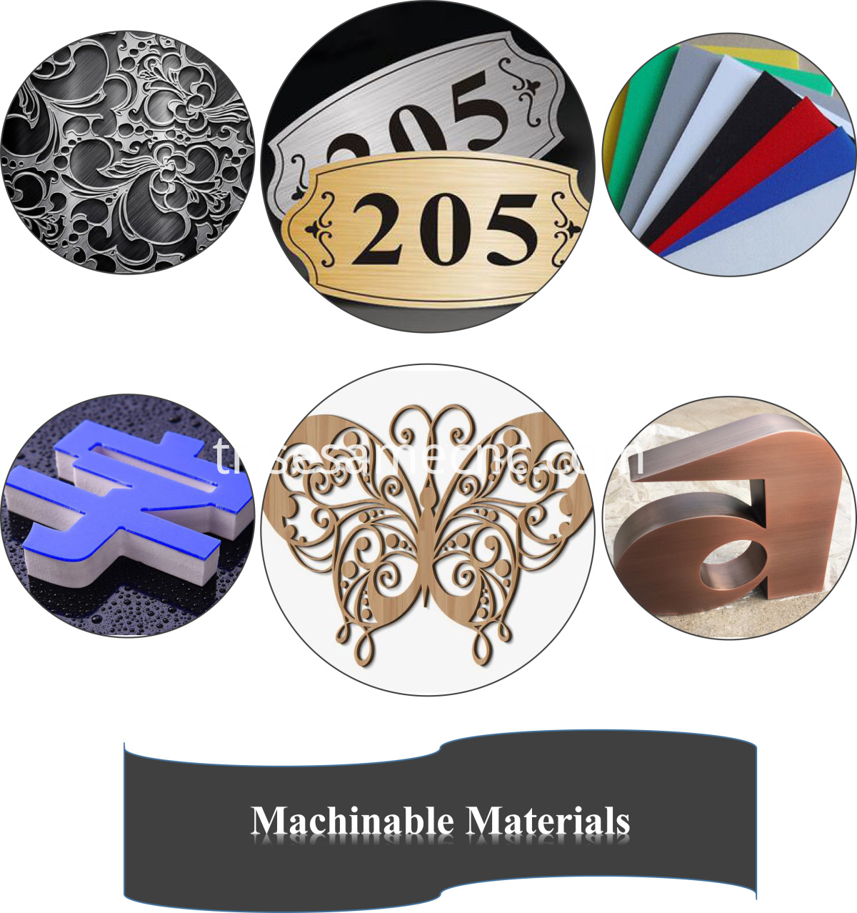 A Machinable Materials