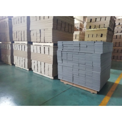 Activated Carbon Melamine Faced HDF Pressing
