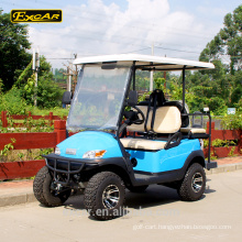 48V 3700W Electric Utility Car with CE Approval and Rear Seat kit