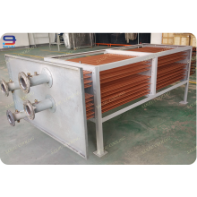 Copper Tube Heat Exchanger Coils