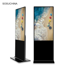narrow thickness stand alone Advertising LCD Display monitor
