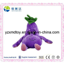 Plush 30cm Soft Eggplant Vegetable Toy