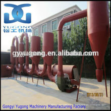 Efficient Yugong Brand DIA325 sawdust dryer machine, dryer machine