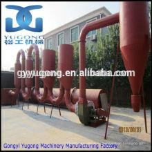 Эффективная машина для сушки опилок Yugong DIA325, сушильная машина