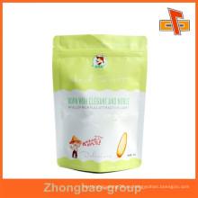 Guangzhou embalaje de alimentos los proveedores de bolsas de plástico para alimentos