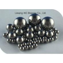 Bolas de aço do cromo, bolas inoxidáveis, bolas cerâmicas