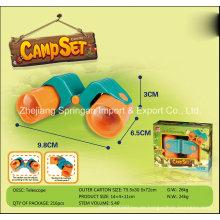 Boutique Spielhaus Plastik Spielzeug-Camping Teleskop