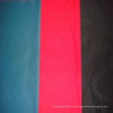 Tecido T / C tecido micro pêssego para conjunto de cama e outro têxtil doméstico