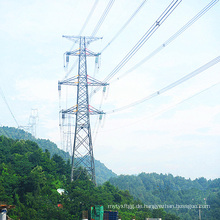 220 kV Eckverzinkter Kraftübertragungsturm