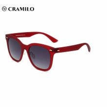 2018 dernières lunettes de soleil inspirées du design italien