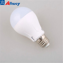 3hours Backup Time Motion Sensor Rechargeable LED Bulb