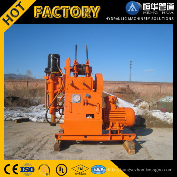 Rotary Table Type Drilling Rig Machine
