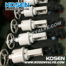 Electric Actuator Forged Steel Sw Globe Valves