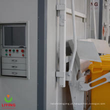 Sistema de gestão de resíduos de cuidados de saúde