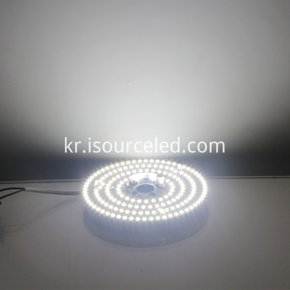 Lighting and Adjustable light smd 2835 15W AC LED Module