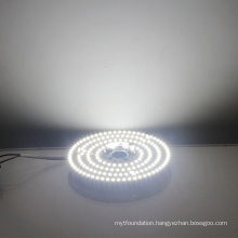 Adjustable light and color 15W ceiling light module