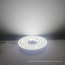 Module de plafonnier 15W à lumière et couleur réglables