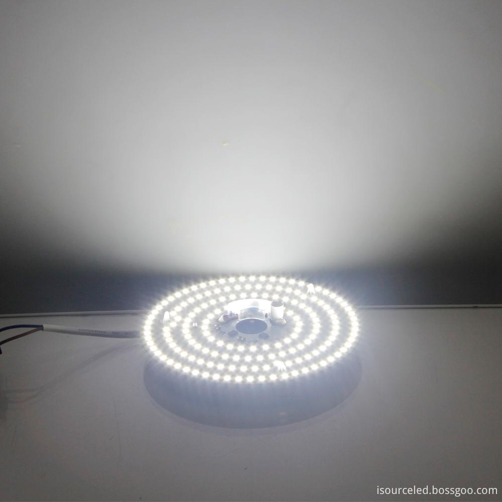 Lighting and Adjustable light smd 3528 15W AC COB Module