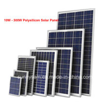 10W Low Power Polysilicon Solar Panel for Solar Products