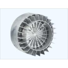 Aluminum Die Casting Lamp Heatsink Round Parts