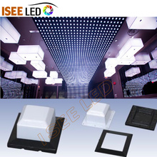 50mm Square DMX Digital RGB Led Pixel Light