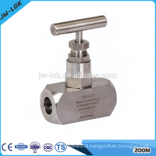 Hot selling ss316 angle needle valve