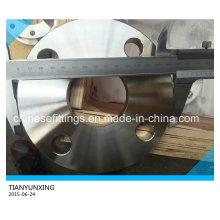 JIS B2220 Sop Slip on Plate Bride forgée en acier inoxydable