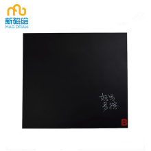 90x60mm Self-Adhesive Small Child Chalk Black Board
