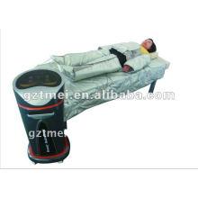 Air desintoxicação vibração com infravermelho sauna presotherapy slimming máquina