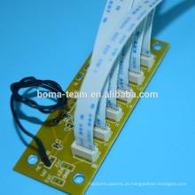 TM C3500 GJIC22P Compatível Chip Decoder Auto Reset Para Epson ColorWork TM-C3500 Impressora de Etiquetas de Cores