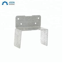 Custom Fence post base bracket For 4x4 Wood Post