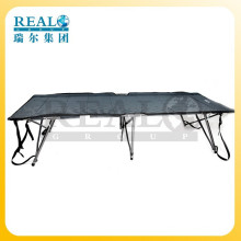 Niceway A high-end portable all steel plate folding bed/military folding camping bed