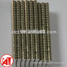 magnet for clothing / neodymium disc magnets for package box