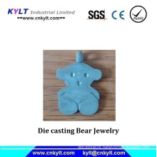 Die Casting Bear Jewelry (zamak injection)