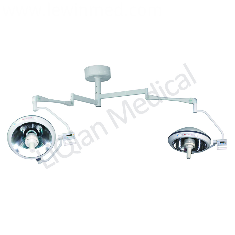 Surgical OR room halogen lamp