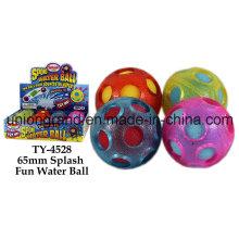 Bola de água divertida Splash de 65mm