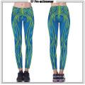 OEM Mulheres Fitness Dri Fit Leggings, Calças Yoga Exercício Yoga