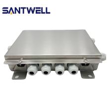 Распределительная коробка системы взвешивания JBX-10 из нержавеющей стали