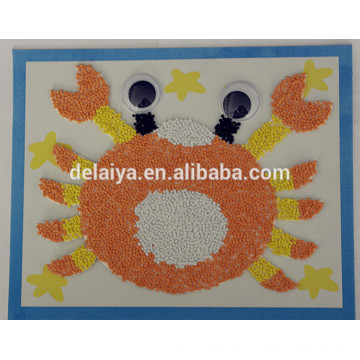 2014 new design EVA Foam craft rducational toys for kids such as crab