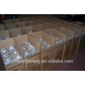 transparent super clear pvc white mylar pet self adhesive vinyl food packaging plastic packing pof plastic shrink film price