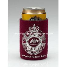 Fashionable Full Color Neoprene Can Cooler, Neoprene Beer Cooler