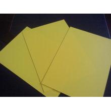 Жесткий лист цвета PVC для Промотирования