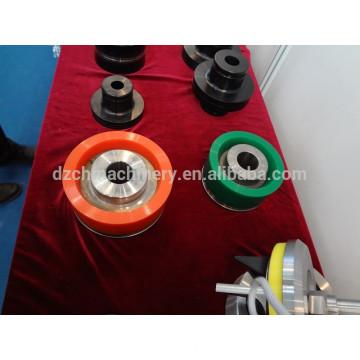 Urethan-Kolbenanordnung für Schlammpumpe