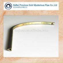 ST52 Mn: 1.20-1.60 Стальная труба с постоянным треугольником без трубок и труба