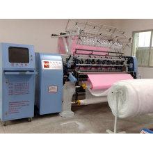 Automatic Multi Needle Lock Stitch Quilting Machine