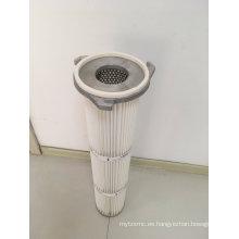 Cartucho de filtro del colector de polvo de tres lengüetas del precio muy barato