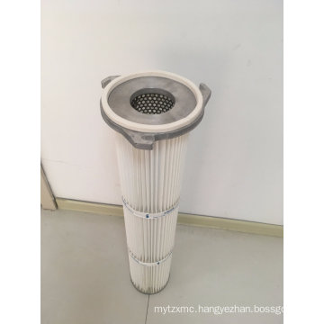 Very Cheap Price Three Lugs Dust Collector Filter Cartridge